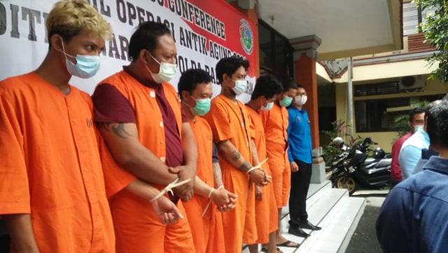 Peredaran Narkoba di Bali 50% Dikendalikan dari Lapas Kerobokan dan Banyuwangi (27591)