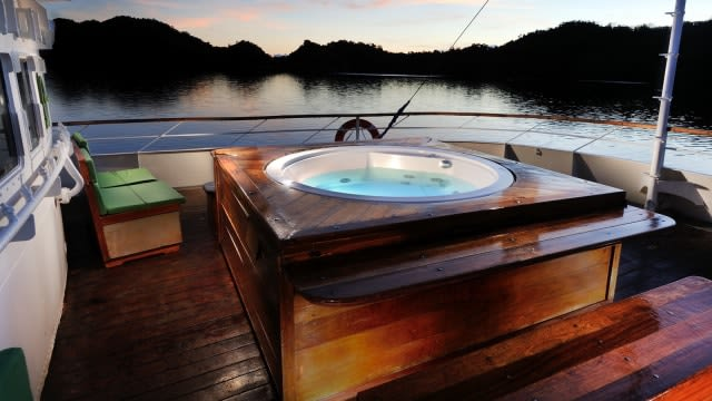 Beda Jacuzzi, Whirlpool, dan Hot Tub yang Sama-Sama Berbentuk Kolam (7924)