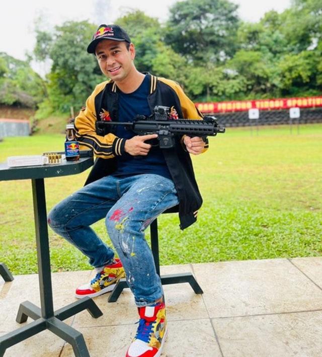 Perut Makin Melebar Ke Samping, Netizen Beri Dukungan untuk Raffi Ahmad (86214)