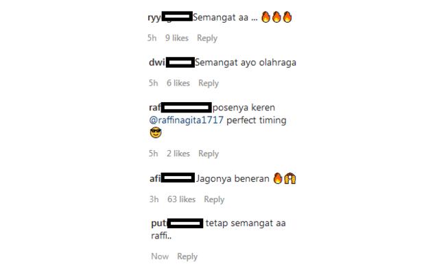 Perut Makin Melebar Ke Samping, Netizen Beri Dukungan untuk Raffi Ahmad (86216)