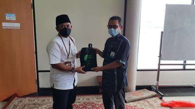 PT Garuda Maintenance Facility Aero Asia Tbk & IZI Bekerjasama di Bidang Sosial (411150)