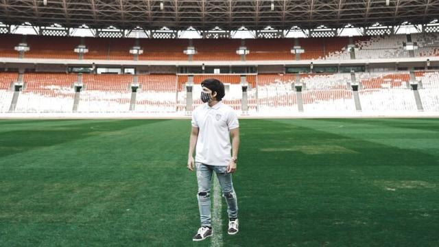 Diberi Tahu Biaya Sewa Stadion Utama GBK, Atta Halilintar Garuk-garuk Kepala (62728)