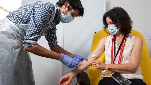 Profesor John Hopkins Percaya Pandemi di AS Akan Berakhir April 2021 (110689)