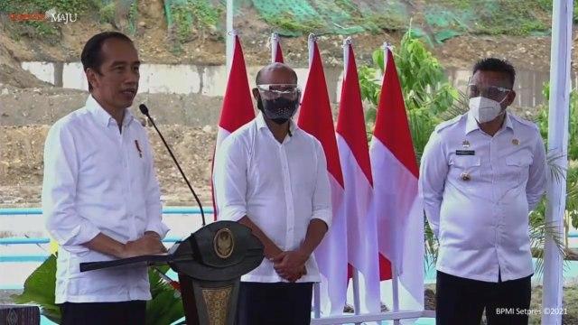 Jokowi: Setiap ke NTT yang Diminta Bendungan atau Embung, Permintaan Betul Itu (1192)