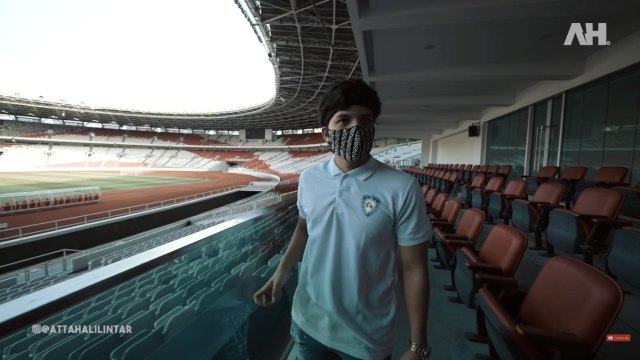 Diberi Tahu Biaya Sewa Stadion Utama GBK, Atta Halilintar Garuk-garuk Kepala (62729)
