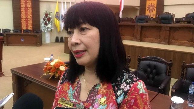 DPRD Sulawesi Utara Kirim SK Pemberhentian JAK ke Kemendagri dan Partai Golkar (240156)