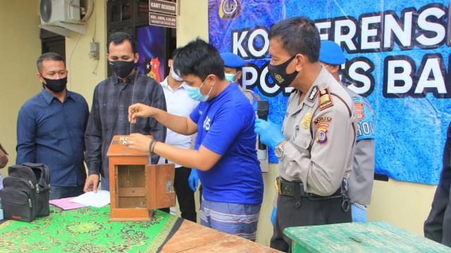 Pria Asal Riau di Bantul Ditangkap Polisi karena Curi Duit Kotak Amal Masjid (231269)