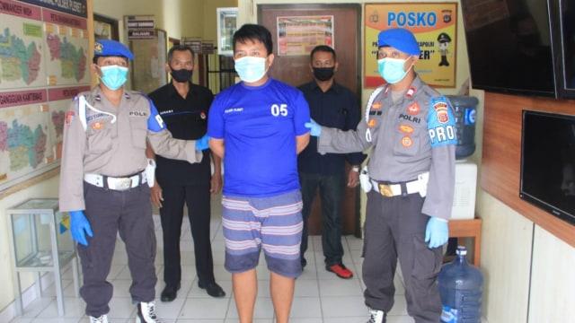 Pria Asal Riau di Bantul Ditangkap Polisi karena Curi Duit Kotak Amal Masjid (231267)