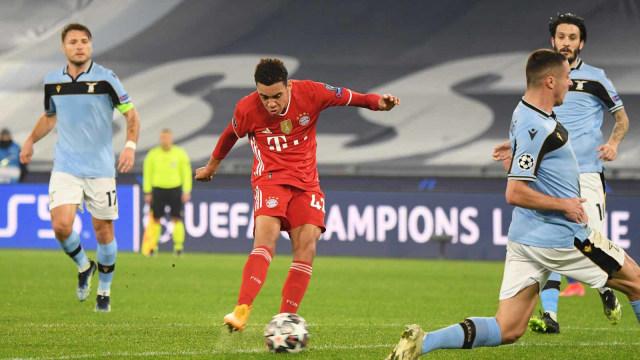 Profil Jamal Musiala, Pemain Inggris Termuda yang Cetak Gol di Liga Champions (49924)