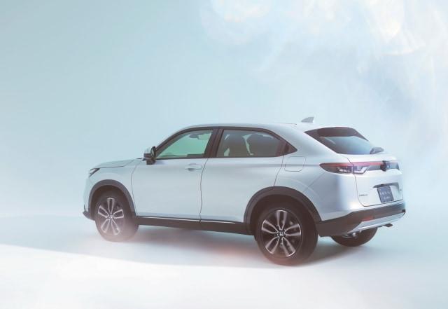 Honda HR-V Generasi Ketiga Segera Meluncur ke Indonesia, Lewat GIIAS 2021? (257662)