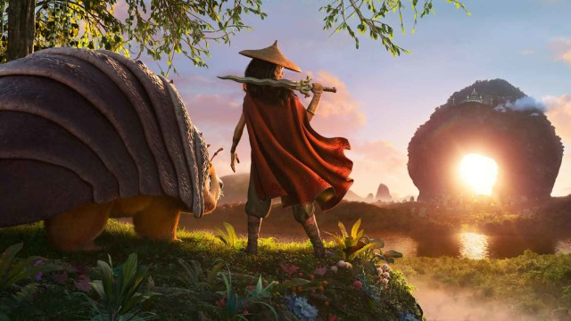 Inspirasi Nama Bayi Perempuan dari Film 'Raya and The Last Dragon' (257163)