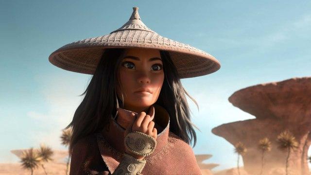 Inspirasi Nama Bayi Perempuan dari Film 'Raya and The Last Dragon' (257162)