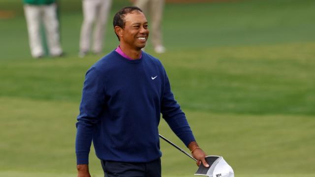 Kesaksian Polisi yang Pertama Lihat Kondisi Tiger Woods di TKP Kecelakaan (33315)