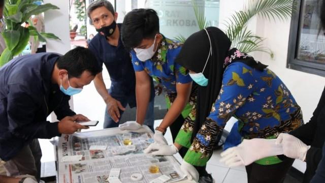 Polda Metro Jaya Gelar Tes Urine Massal untuk Anggota, Hasilnya Semua Negatif (126956)