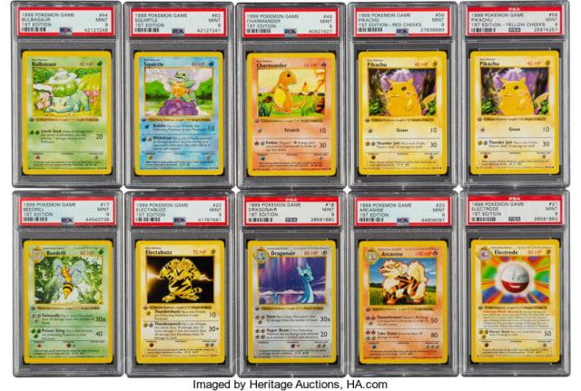 Harga Kartu Pokemon Meroket Saat Pandemi, Satunya Bisa Capai Rp 4 Miliar (106113)