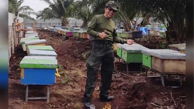 Agung Ayam Geprek Juara, Temukan Bisnis Madu Saat Pandemi Covid-19 (32418)
