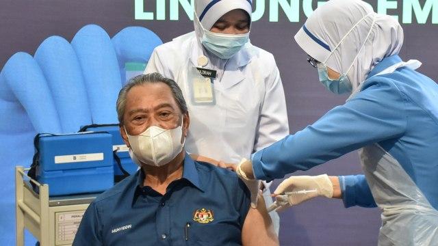 Kabar Corona Dunia: Opsi Dosis Ketiga Pfizer - Malaysia Akan Wajibkan Vaksinasi (217366)