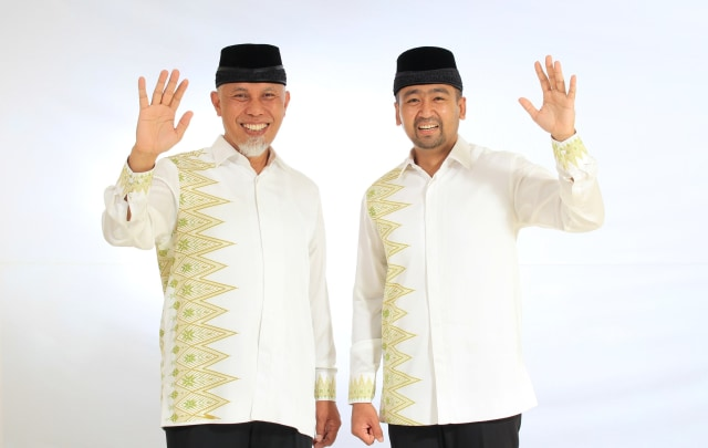 Presiden Jokowi Lantik Mahyeldi-Audy Jadi Gubernur dan Wagub Sumbar, Besok (20403)