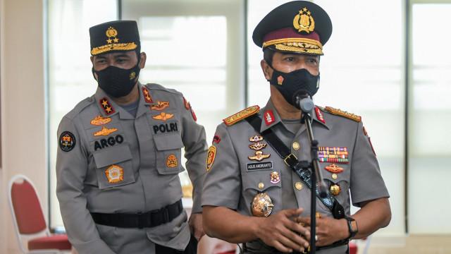 Kabareskrim soal Warga Slawi Komentari Gibran Diproses Polisi: Hanya Klarifikasi (96529)