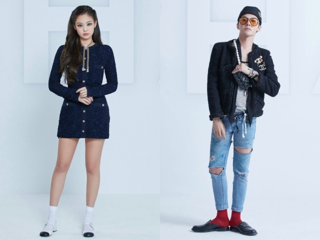 YG Entertainment Tanggapi Isu Pacaran Jennie Blackpink dan G-Dragon (334804)