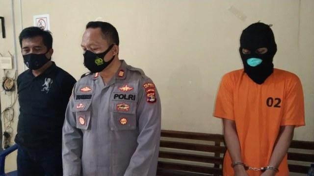 Modus Minta Antar Beli Bensin, Pemuda di Lampung Ini Bawa Kabur Motor Temannya (24210)