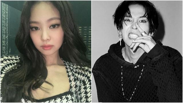 YG Entertainment Tanggapi Isu Pacaran Jennie Blackpink dan G-Dragon (334805)