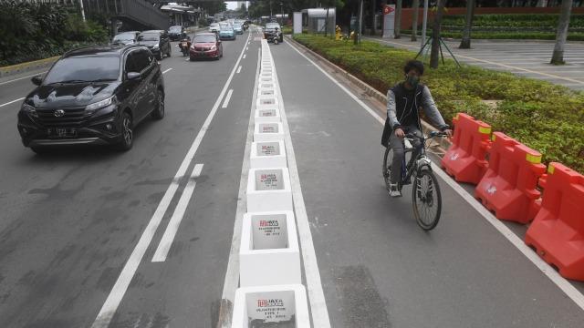 Agar Tak Celaka, Ingat Lagi Etika Bersepeda di Jalan Raya (196700)