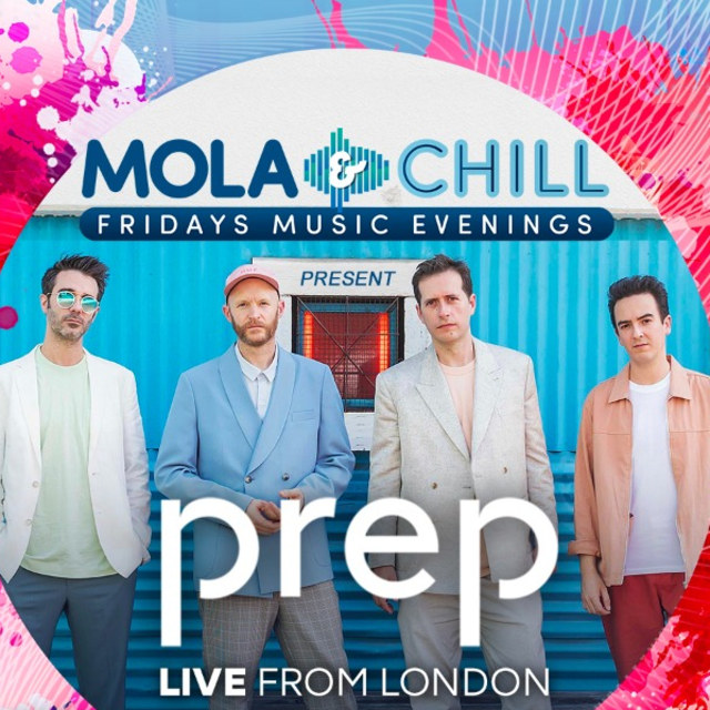 Prep dan Weird Genius Akan Tampil di Mola & Chill Fridays Music Evenings (484249)