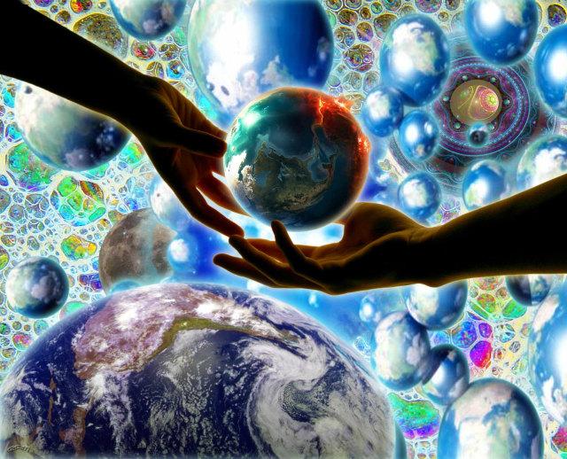 Dunia Paralel: Dari Teori hingga Pencarian Bukti Sains (169342)