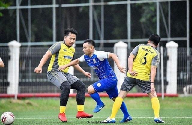 5 Artis Top Ibu Kota Ini Jadi Penggawa Selebritis FC, Siap Lawan Timnas? (413683)