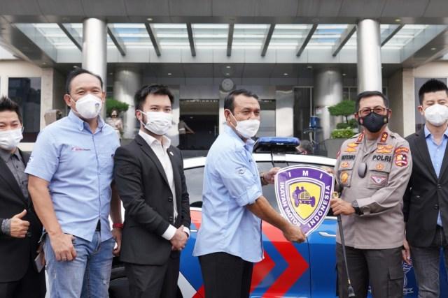 Tesla Model 3 buat Mobil Patroli Polisi Indonesia, Seberapa Kencang? (62268)
