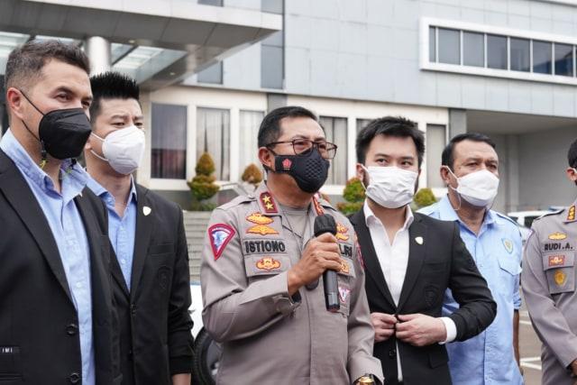 Tesla Model 3 buat Mobil Patroli Polisi Indonesia, Seberapa Kencang? (62269)