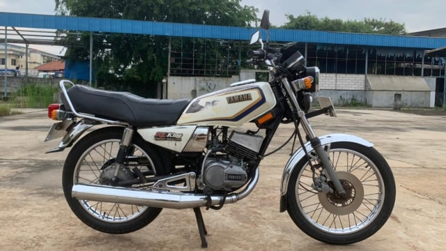 Giliran Yamaha RX-King Tahun 83 Laku Rp 125 Juta, Apa Istimewanya? (342909)