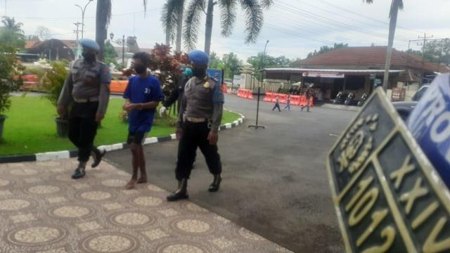 Polisi Amankan Pedagang Angkringan yang Lakukan Pencurian di Bantul (55689)