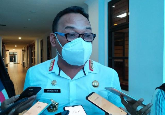 Pelantikan Plt Wali Kota Ternate dan Bupati Halmahera Utara Menunggu SK Mendagri (74513)