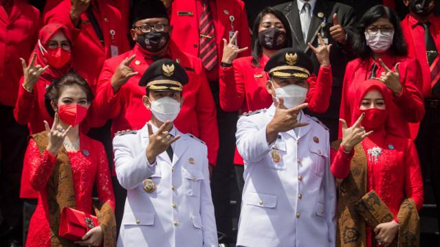 Pelantikan Gibran Jadi Walkot Solo: Jokowi Tak Hadir hingga Langsung Blusukan (692485)