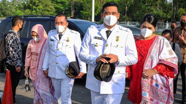 Aktivitas Bobby Usai Dilantik Jadi Walkot Medan: Pidato di DPRD hingga Rapat OPD (244640)