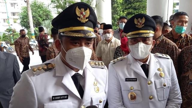 Aktivitas Bobby Usai Dilantik Jadi Walkot Medan: Pidato di DPRD hingga Rapat OPD (244639)