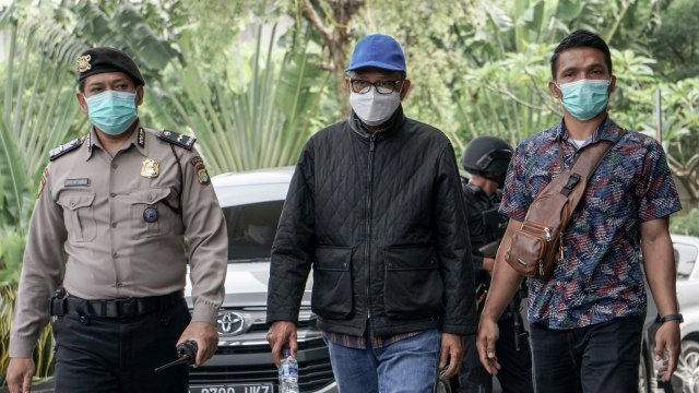 Fakta-fakta Gubernur Sulsel Nurdin Abdullah Jadi Tersangka KPK (3218)