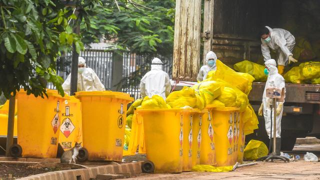 Dampak Pandemi COVID-19 Terhadap Lingkungan (9678)