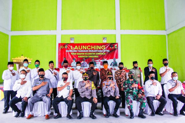 Pekon Dadapan Launching Kampung Tangguh Nusantara (71591)