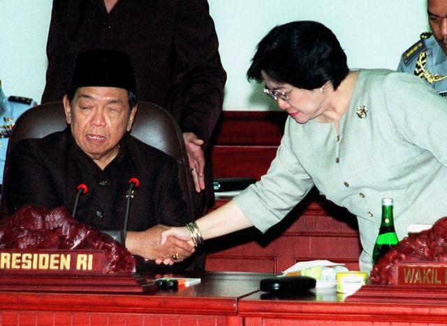 Megawati: Saya Terbelenggu saat Jadi Presiden karena Harus Menata Cara Bicara (141811)