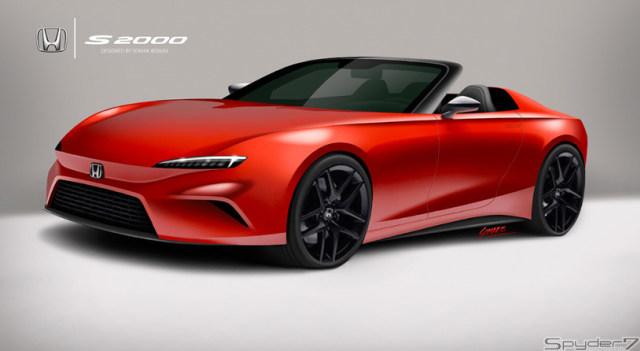 Honda Akan Bangkitkan Roadster Legendaris S2000, Inilah Terkaan Desainnya (201061)