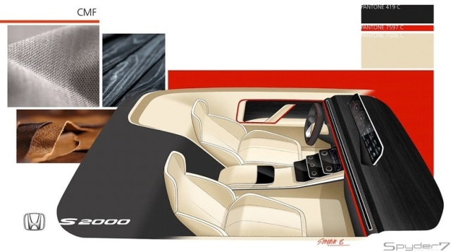 Honda Akan Bangkitkan Roadster Legendaris S2000, Inilah Terkaan Desainnya (201063)