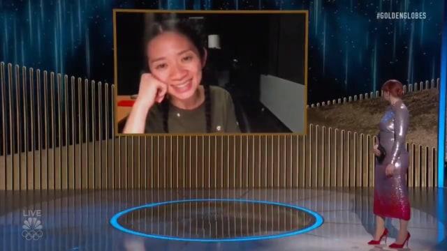 Chloe Zhao Jadi Perempuan Asia Pertama Peraih Best Director di Golden Globes (933853)