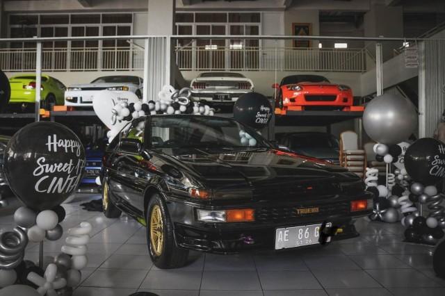 Potret Bahagia Cinta Kuya Dapat Hadiah Mobil Impian (293036)