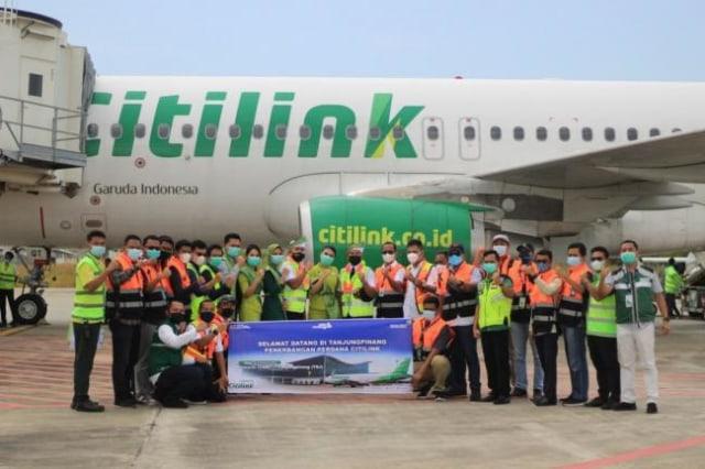 Citilink Mulai Layani Penerbangan Rute Tanjungpinang-Jakarta PP (184558)