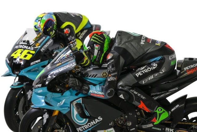 Bela Tim Balap MotoGP Malaysia, Intip Keganasan Motor 'The Doctor' (11745)