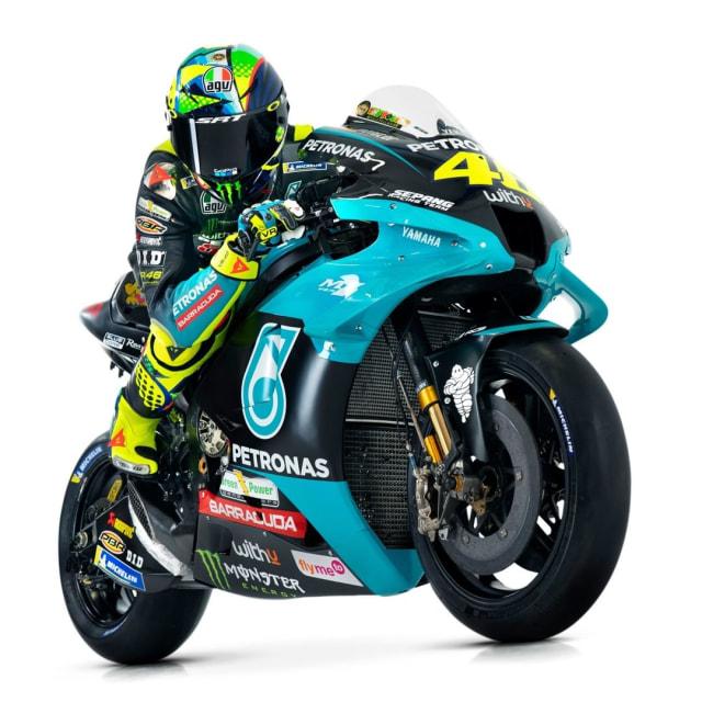 Bela Tim Balap MotoGP Malaysia, Intip Keganasan Motor 'The Doctor' (11744)