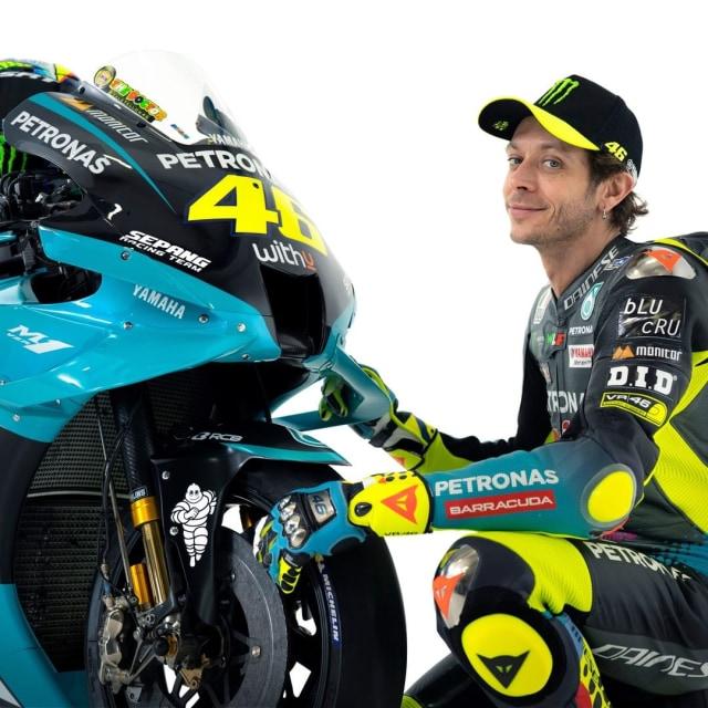 Bela Tim Balap MotoGP Malaysia, Intip Keganasan Motor 'The Doctor' (11748)